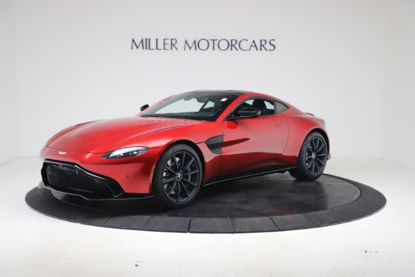 New 2020 Aston Martin Vantage Coupe for sale Sold at Bugatti of Greenwich in Greenwich CT 06830 1