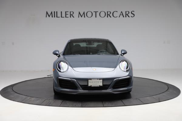 Used 2018 Porsche 911 Carrera 4S for sale $109,900 at Bugatti of Greenwich in Greenwich CT 06830 12