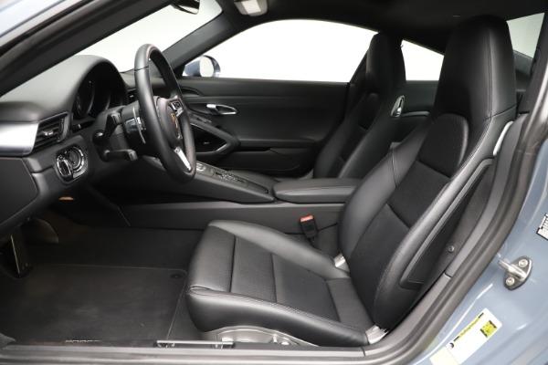 Used 2018 Porsche 911 Carrera 4S for sale $109,900 at Bugatti of Greenwich in Greenwich CT 06830 14