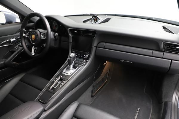Used 2018 Porsche 911 Carrera 4S for sale $109,900 at Bugatti of Greenwich in Greenwich CT 06830 18