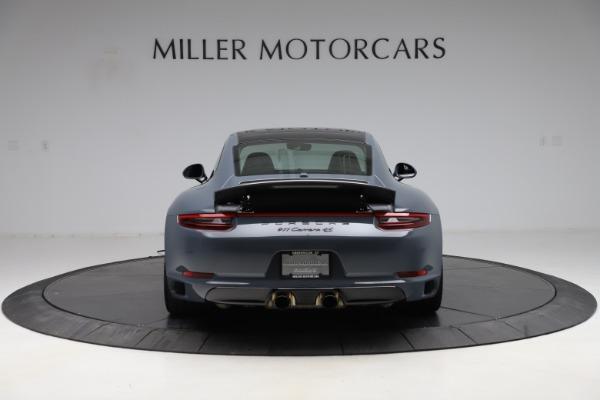 Used 2018 Porsche 911 Carrera 4S for sale $109,900 at Bugatti of Greenwich in Greenwich CT 06830 6
