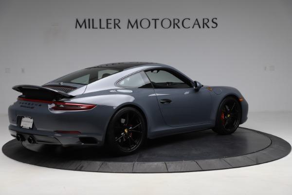 Used 2018 Porsche 911 Carrera 4S for sale $109,900 at Bugatti of Greenwich in Greenwich CT 06830 8