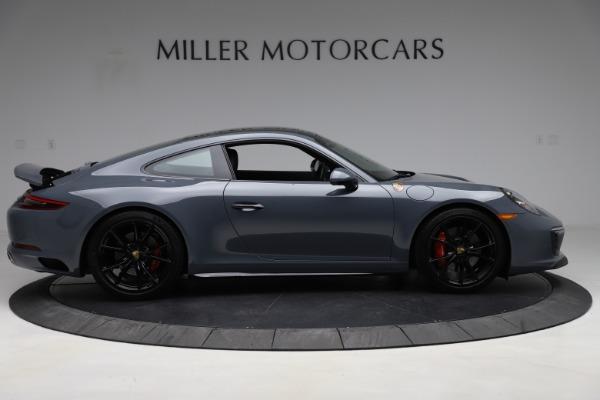 Used 2018 Porsche 911 Carrera 4S for sale $109,900 at Bugatti of Greenwich in Greenwich CT 06830 9