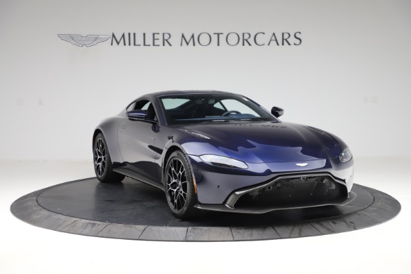New 2020 Aston Martin Vantage AMR Coupe for sale $191,181 at Bugatti of Greenwich in Greenwich CT 06830 10