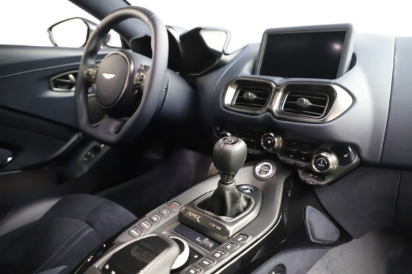 New 2020 Aston Martin Vantage AMR Coupe for sale $191,181 at Bugatti of Greenwich in Greenwich CT 06830 16