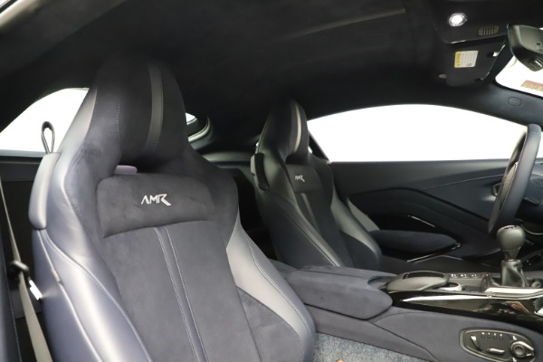 New 2020 Aston Martin Vantage AMR Coupe for sale $191,181 at Bugatti of Greenwich in Greenwich CT 06830 18
