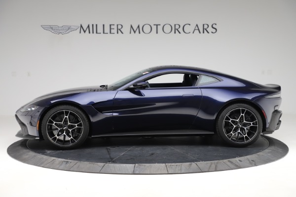 New 2020 Aston Martin Vantage AMR Coupe for sale $191,181 at Bugatti of Greenwich in Greenwich CT 06830 2