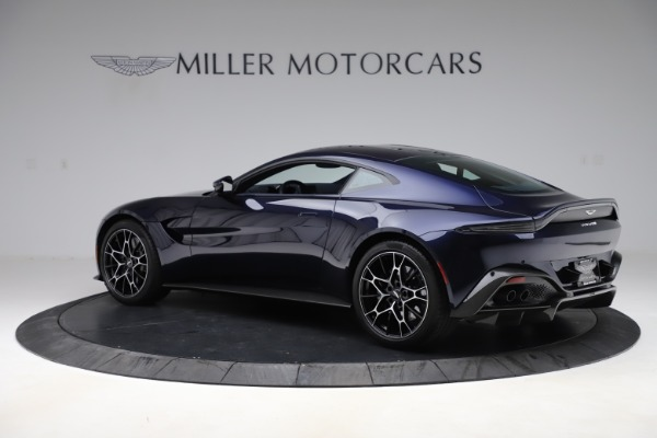 New 2020 Aston Martin Vantage AMR Coupe for sale $191,181 at Bugatti of Greenwich in Greenwich CT 06830 3