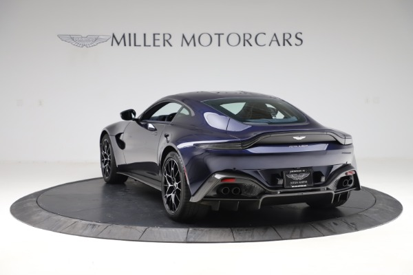 New 2020 Aston Martin Vantage AMR Coupe for sale $191,181 at Bugatti of Greenwich in Greenwich CT 06830 4