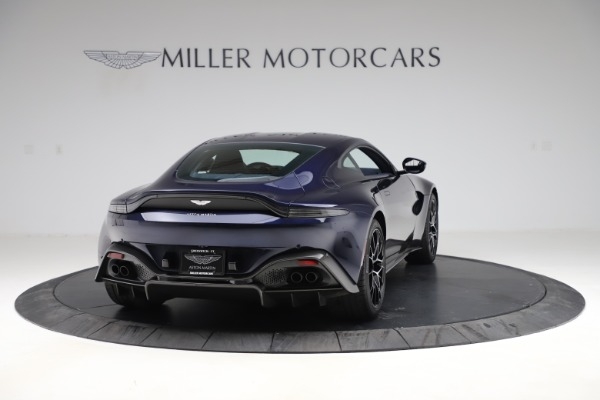 New 2020 Aston Martin Vantage AMR Coupe for sale $191,181 at Bugatti of Greenwich in Greenwich CT 06830 6