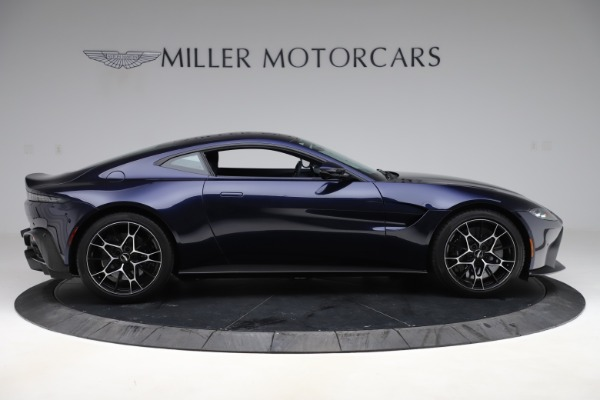New 2020 Aston Martin Vantage AMR Coupe for sale $191,181 at Bugatti of Greenwich in Greenwich CT 06830 8