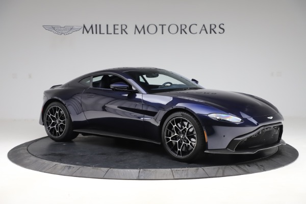 New 2020 Aston Martin Vantage AMR Coupe for sale $191,181 at Bugatti of Greenwich in Greenwich CT 06830 9