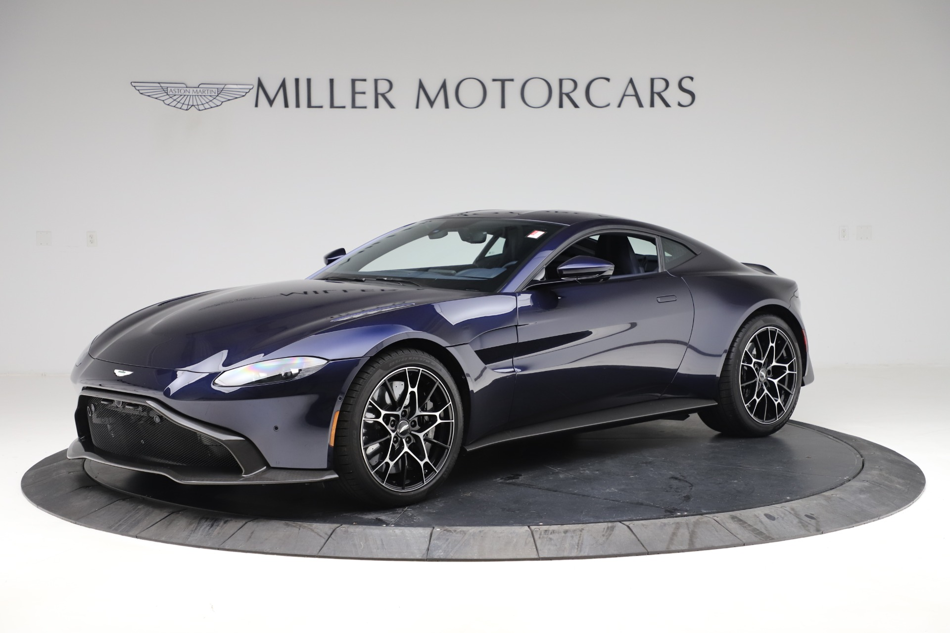 New 2020 Aston Martin Vantage AMR Coupe for sale $191,181 at Bugatti of Greenwich in Greenwich CT 06830 1