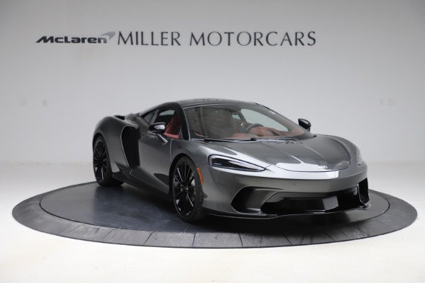 New 2020 McLaren GT Coupe for sale $247,275 at Bugatti of Greenwich in Greenwich CT 06830 10