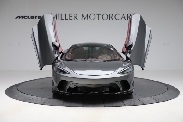 New 2020 McLaren GT Coupe for sale $247,275 at Bugatti of Greenwich in Greenwich CT 06830 12
