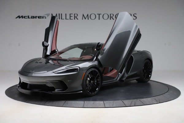 New 2020 McLaren GT Coupe for sale $247,275 at Bugatti of Greenwich in Greenwich CT 06830 13