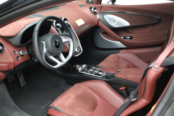 New 2020 McLaren GT Coupe for sale $247,275 at Bugatti of Greenwich in Greenwich CT 06830 15