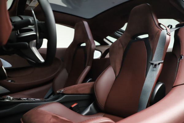 New 2020 McLaren GT Coupe for sale $247,275 at Bugatti of Greenwich in Greenwich CT 06830 17