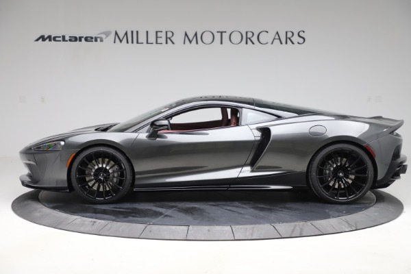 New 2020 McLaren GT Coupe for sale $247,275 at Bugatti of Greenwich in Greenwich CT 06830 2