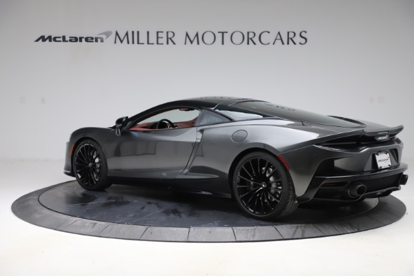 New 2020 McLaren GT Coupe for sale $247,275 at Bugatti of Greenwich in Greenwich CT 06830 3