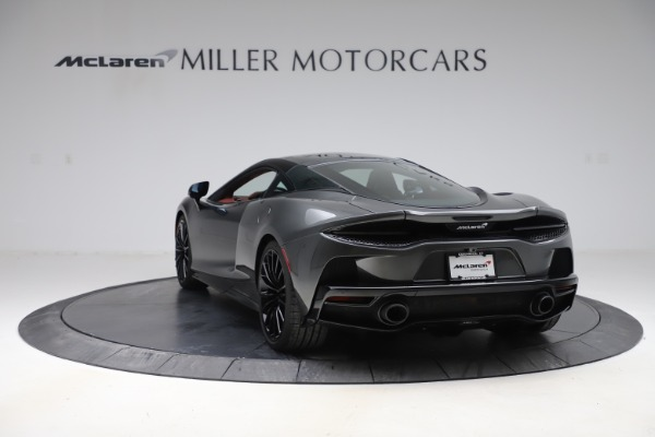 New 2020 McLaren GT Coupe for sale $247,275 at Bugatti of Greenwich in Greenwich CT 06830 4