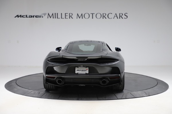 New 2020 McLaren GT Coupe for sale $247,275 at Bugatti of Greenwich in Greenwich CT 06830 5