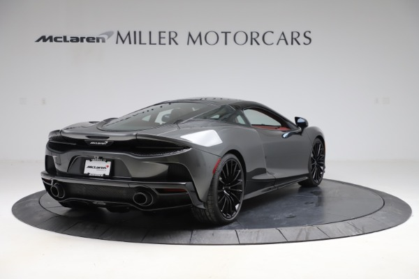 New 2020 McLaren GT Coupe for sale $247,275 at Bugatti of Greenwich in Greenwich CT 06830 6