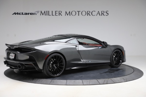 New 2020 McLaren GT Coupe for sale $247,275 at Bugatti of Greenwich in Greenwich CT 06830 7