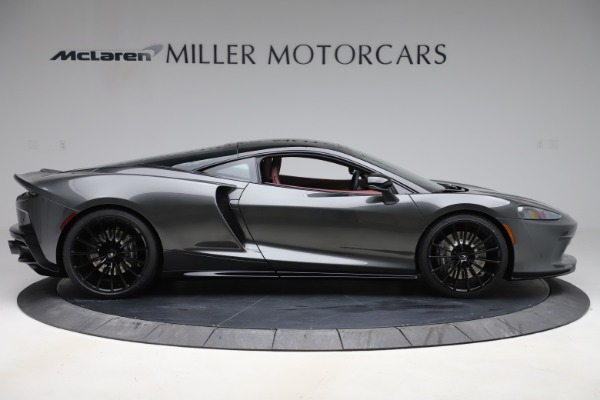 New 2020 McLaren GT Coupe for sale $247,275 at Bugatti of Greenwich in Greenwich CT 06830 8