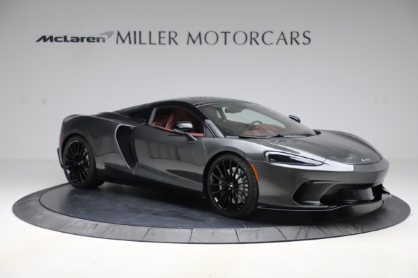 New 2020 McLaren GT Coupe for sale $247,275 at Bugatti of Greenwich in Greenwich CT 06830 9