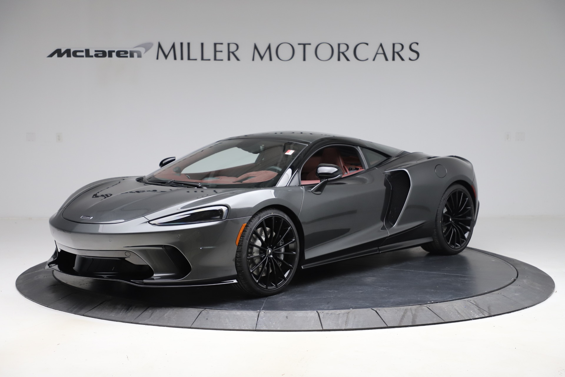 New 2020 McLaren GT Coupe for sale $247,275 at Bugatti of Greenwich in Greenwich CT 06830 1