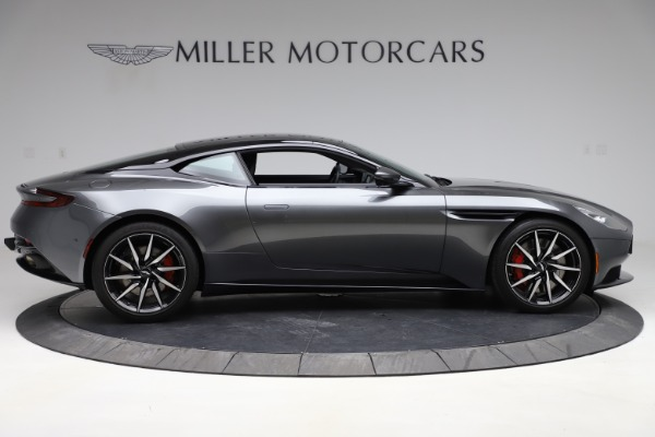 Used 2017 Aston Martin DB11 V12 for sale $141,900 at Bugatti of Greenwich in Greenwich CT 06830 10