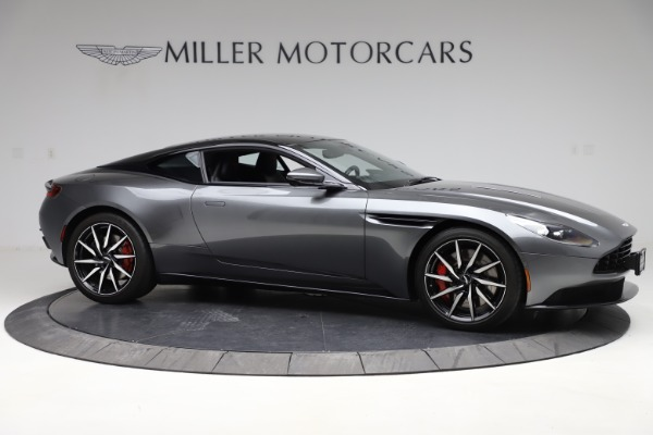 Used 2017 Aston Martin DB11 V12 for sale $141,900 at Bugatti of Greenwich in Greenwich CT 06830 11