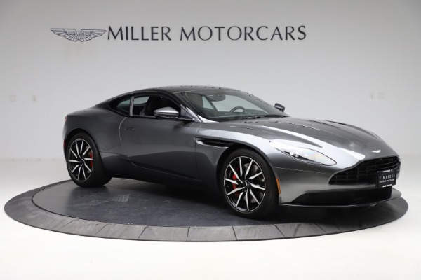 Used 2017 Aston Martin DB11 V12 for sale $141,900 at Bugatti of Greenwich in Greenwich CT 06830 12