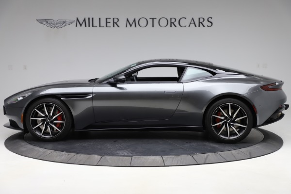 Used 2017 Aston Martin DB11 V12 for sale $141,900 at Bugatti of Greenwich in Greenwich CT 06830 13