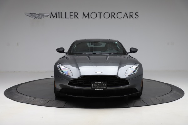 Used 2017 Aston Martin DB11 V12 for sale $141,900 at Bugatti of Greenwich in Greenwich CT 06830 2