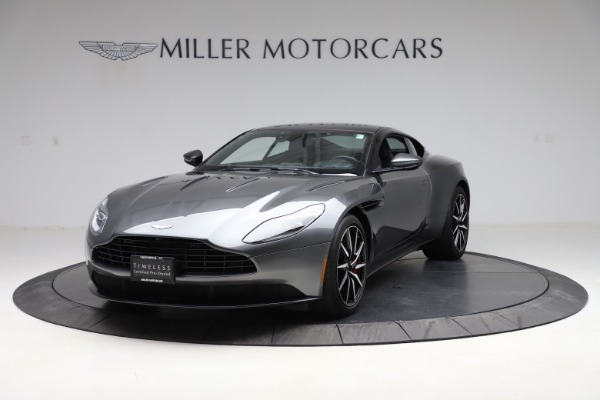 Used 2017 Aston Martin DB11 V12 for sale $141,900 at Bugatti of Greenwich in Greenwich CT 06830 3