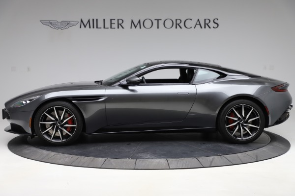 Used 2017 Aston Martin DB11 V12 for sale $141,900 at Bugatti of Greenwich in Greenwich CT 06830 4