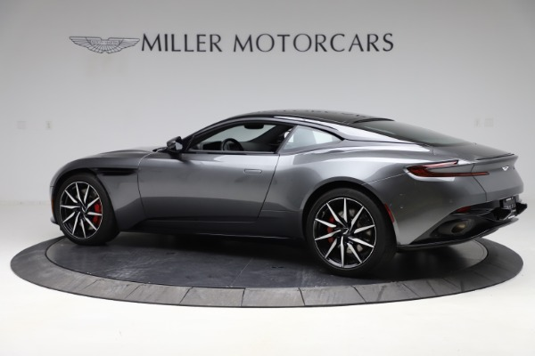 Used 2017 Aston Martin DB11 V12 for sale $141,900 at Bugatti of Greenwich in Greenwich CT 06830 5