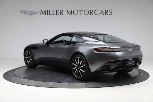 Used 2017 Aston Martin DB11 V12 for sale $141,900 at Bugatti of Greenwich in Greenwich CT 06830 6