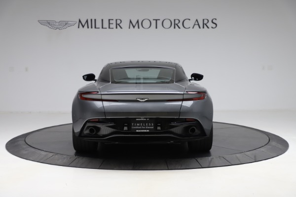 Used 2017 Aston Martin DB11 V12 for sale $141,900 at Bugatti of Greenwich in Greenwich CT 06830 7