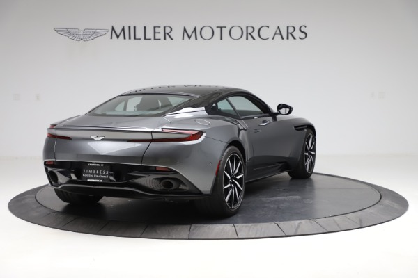Used 2017 Aston Martin DB11 V12 for sale $141,900 at Bugatti of Greenwich in Greenwich CT 06830 8