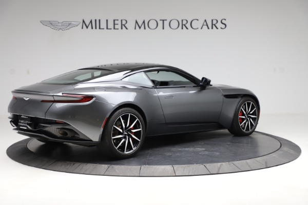 Used 2017 Aston Martin DB11 V12 for sale $141,900 at Bugatti of Greenwich in Greenwich CT 06830 9