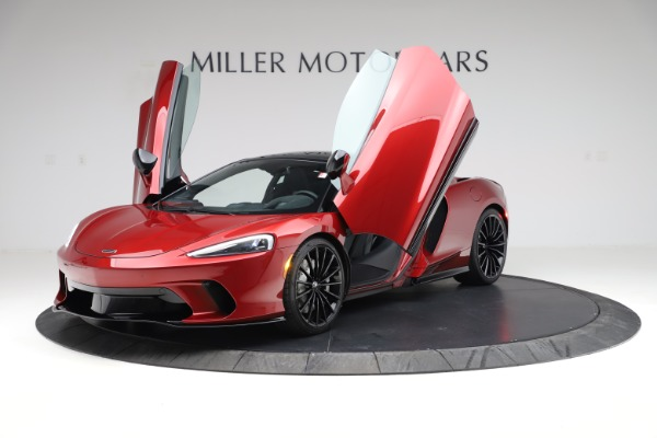 New 2020 McLaren GT Coupe for sale $249,275 at Bugatti of Greenwich in Greenwich CT 06830 10