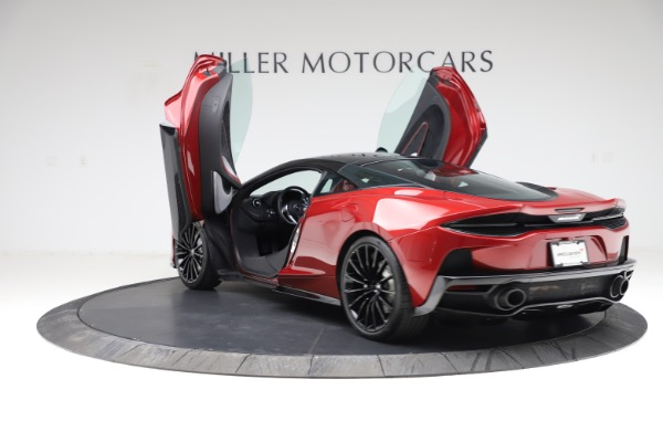 New 2020 McLaren GT Coupe for sale $249,275 at Bugatti of Greenwich in Greenwich CT 06830 11
