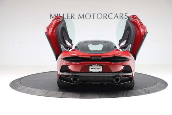 New 2020 McLaren GT Coupe for sale $249,275 at Bugatti of Greenwich in Greenwich CT 06830 12