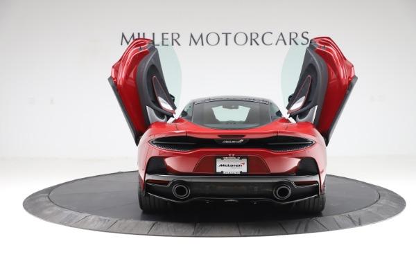 New 2020 McLaren GT for sale $249,275 at Bugatti of Greenwich in Greenwich CT 06830 12