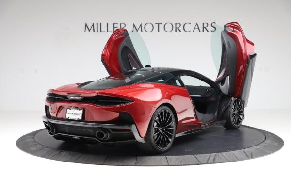 New 2020 McLaren GT for sale $249,275 at Bugatti of Greenwich in Greenwich CT 06830 13