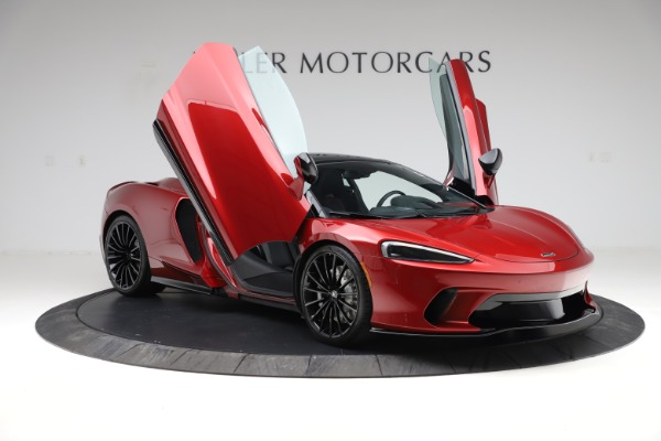 New 2020 McLaren GT for sale $249,275 at Bugatti of Greenwich in Greenwich CT 06830 14