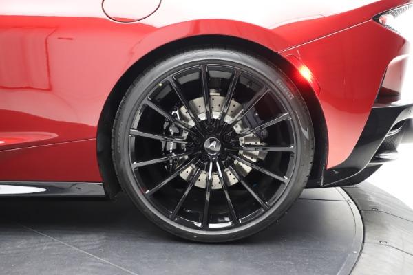 New 2020 McLaren GT for sale $249,275 at Bugatti of Greenwich in Greenwich CT 06830 15